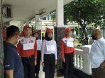 Sempat Tertular dari OTG, Dua Anggota Paskibraka Sukabumi Sembuh dari Covid-19
