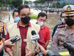 Anies Baswedan: Beberapa Pengungsi Korban Banjir Positif Covid-19