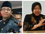 Survei Terbaru Pilgub DKI: Elektabilitas Risma Naik, Anies Stagnan, PDIP Sebut 2022 Tutup Buku