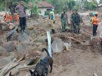 Bawa Tim Kesehatan Hingga K-9, Polri Sasar Wilayah Banjir - Longsor NTT yang Sulit Dijangkau