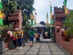 Hari Kedua Lebaran, Pengunjung TMII Capai 22.974 Orang