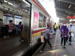 Libur Idul Adha Berakhir, Besok Penumpang KRL Diperkirakan Melonjak, Hindari Kepadatan di Stasiun