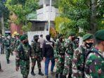 Puluhan Personel TNI-Polri Jaga Pemakaman Syekh Ali Jaber di Pesantren Daarul Quran Tangerang