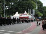 Amankan Gereja Katedral Jakarta, Kapolsek Sawah Besar Ingatkan Jajaran Soal Situasi Luar Biasa