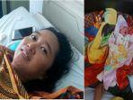 Kisah Apriyanti, Melahirkan Saat Rumah Sakit Kebakaran, Lampu Padam saat Perut Masih Dibedah