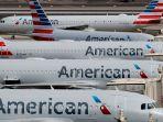 Maskapai AS Desak Pemerintah Hapuskan Tes Covid-19 untuk Penerbangan Domestik