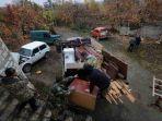 Warga Armenia Berkemas dan Tinggalkan Nagarno-Karabakh