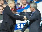 Jawaban Kocak dan Pahit Jose Mourinho ke Arsene Wenger yang Tak Masukkan Namanya ke Autobiografi