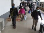 Rel Terendam Banjir di Lemahabang, Perjalanan Kereta Jarak Jauh dari Stasiun Senen Dibatalkan