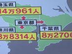 Enam Prefektur di Jepang Besok Berlakukan Tindakan Prioritas Covid-19