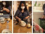 Remaja Bereskan Piring Kotor Bekas Tempat Makannya, Sang Teman : Kebiasaan yang Patut Ditiru