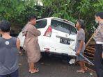 Seorang Pedagang Tewas Ditabrak Avanza yang Lepas Kendali di Karangasem Bali