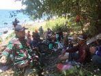 Pemerintah Negeri Tamilouw Maluku Tengah Tak Melarang Aktivitas Pendulangan Emas, Tapi Ada Syaratnya