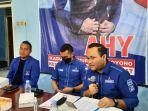 AHY Tunjuk Baginda Rahadian Jadi Plt Ketua DPC Demokrat Ngawi