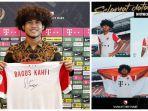 FC Utrecht Resmi Kenalkan Bagus Kahfi, Ada Marc Klok dan Irfan Bachdim di Video Unggahan Klub