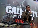 Momen Baim Wong Basmi 'Zombie' yang Menyerang Warga