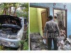 Pria Ini Bakar Mobil dan Rumah Orangtuanya di Pemalang, Jawab Begini Saat Ditanya Alasannya