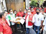 Bamsoet Lepas Ekspor Buah Manggis ke Tiongkok