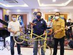 Bamsoet Luncurkan 100 Sepeda Kuning Limited Edition 'Bamsoet Klasik', Dibandrol Rp.17,5 juta/unit