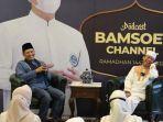 Ngobras Bareng Ustad Das'ad Latif, Bamsoet Minta Masyarakat Patuhi Larangan Mudik