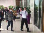 Beberapa Jam Jelang Pernikahan Atta Halilintar dan Aurel, Ketua MPR Terlihat di Hotel Raffles