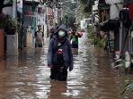 Waspada! Hujan Diprediksi Mengguyur Jakarta Hingga Sabtu Esok