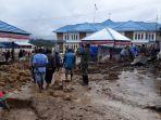 Banjir Bandang Terjang Wilayah Paniai Papua: 3 Rumah Hanyut, 47 KK Terdampak