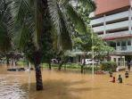 Polri: 2.576 Personel Dikerahkan Bantu Warga Kebanjiran di Jakarta
