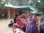 Tanggul Jebol Picu Banjir Beberapa Desa di Wilayah Kabupaten Bekasi