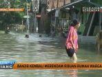 Banjir Kabupaten Karawang Rendam 34 Desa di 15 Kecamatan, 8.000 Lebih Rumah Terendam