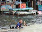Masyarakat Pesisir Maluku Diminta Waspadai Potensi Banjir Rob Hingga Seminggu ke Depan