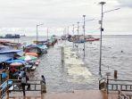 Info Gelombang Tinggi Besok Kamis, 11 Februari 2021, BMKG: Waspada 5 Perairan Capai 4 Meter
