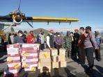 Mensos Tri Rismaharini Kirim Tim Pastikan Kebutuhan Logistik Korban Banjir di Paniai Papua Terpenuhi