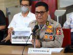 Polri Pastikan Pesan Berantai Soal Lockdown Total Pada 12 Februari 2021 Hoaks