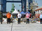 Presiden Apresiasi Kerja Keras Tim SAR Gabungan di Jatuhnya Pesawat Sriwijaya Air SJ182