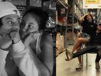 Bastian Steel Ungkap Awal Perkenalan dengan Adik Putri Marino, Sitha Marino hingga Kini Berpacaran