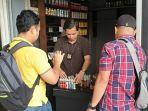 Tegakkan Aturan di Bidang Cukai, Bea Cukai Bogor Sidak Vape Store