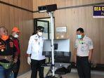 Bea Cukai Jayapura Siaga Lawan Covid-19 di Perbatasan Skouw