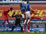 Hasil Everton vs Liverpool, Richarlison Kartu Merah, Derby Merseyside Imbang 2-2