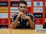 Alsan Sanda Ungkap Tiga Hal yang Diberikan Manajemen Bhayangkara FC Sebelum Meliburkan Pemain