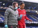 LIVE Streaming Manchester United vs Liverpool Liga Inggris, Virgil van Dijk Main? Ini Kata Klopp