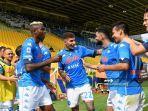 Hasil Liga Italia Napoli vs AC Milan, Takhta Capolista Serie A yang Terancam, Poros Scudetto Memanas