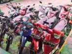 Cerita 15 Motor Ditinggalkan Pemiliknya yang Pejudi Sabung Ayam Saat Dirazia Polisi