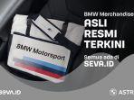 Beli Spare Parts hingga Merchandise BMW Ori Sekarang Bisa Lewat Seva.id