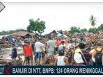 Korban Badai Siklon Seroja NTT dapat Bantuan Rp 148 Juta