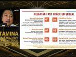 Berhasil Naik Kelas, 162 Peserta Pertamina UMKM Academy: Fast Track Diwisuda Secara Virtual