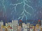 Info BMKG: Cuaca Hari Ini Kamis 25 Maret 2021, Hujan Lebat di 27 Wilayah