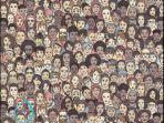 Tes Mata & Otak: Bisakah Kamu dengan Cepat Menemukan Gambar Kucing di Antara Gambar Manusia Ini?