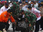 Terkendala Ombak Besar, Operasi SAR Sriwijaya Air SJ-182 Hari Kelima Dihentikan Sementara