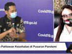 Live Siang Ini, Kisah Dokter Gigi dan Dokter Spesialis Kandungan Buka Praktik Saat Pandemi Covid-19